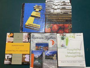 Hospitality Management Textbooks for Sale in Burlington, NJ