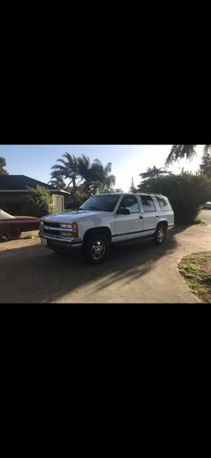 1999 Chevy Tahoe for Sale in San Jose, CA