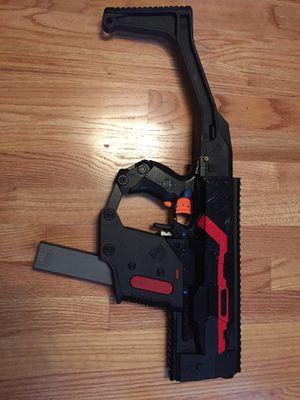 Custom NERF blaster for Sale in Los Altos, CA