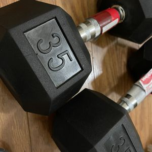 Weider 35 lbs Dumbbell Set New for Sale in Fairfax, VA