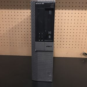 Dell i5 W/ Win 10, Office, DVD Burner, and Dual Monitor Capable for Sale in Fresno, CA