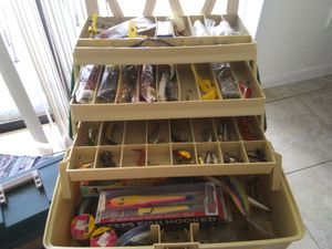 Fishing tackle.... for Sale in Lake Worth, FL