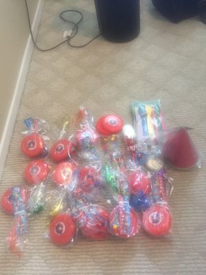 Captain America party decorations for Sale in Indio, CA