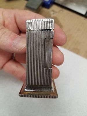 Antique World War II dated 1948 Dunhill table top lighter for Sale in West Linn, OR