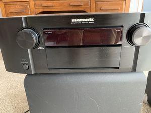 Marantz, Polk, Klipsch 5.1 Surround Sound system for Sale in Hampton, GA