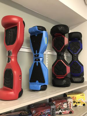 Hoverboard Electric Self Balancing Scooter Bluetooth for Sale in Deerfield Beach, FL