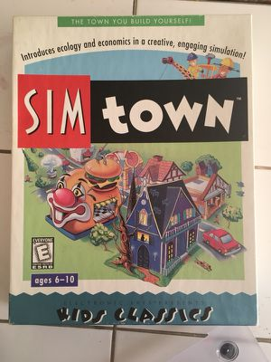 SimTown computer game for Sale in Las Vegas, NV