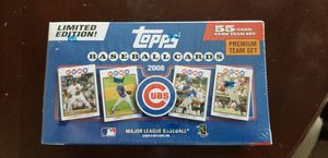Cubs Limited Edition Baseball Cards for Sale in Tempe, AZ