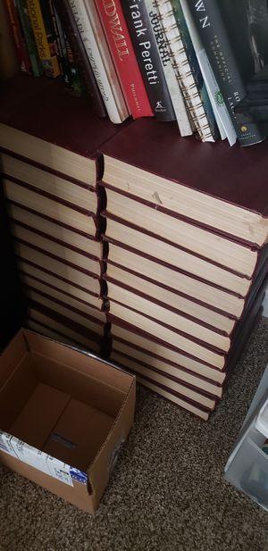 23 Encyclopedias FREE for Sale in Peyton, CO