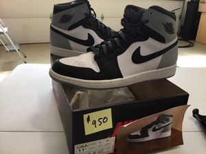 Jordan 1. Barons. 11.5 for Sale in Plainfield, IL