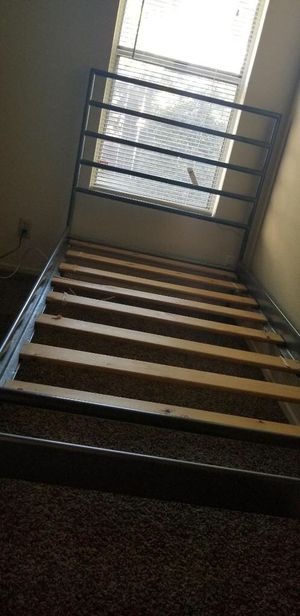 Twin bed frame for Sale in Stockton, CA