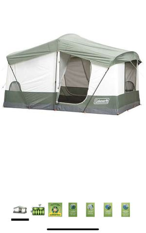 Coleman cabin tent for Sale in Canby, OR