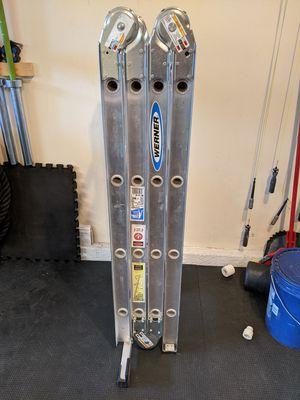 Werner 16 ft. Aluminum Folding Ladder for Sale in Henderson, NV