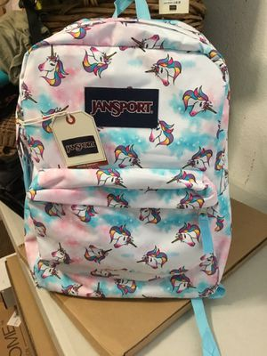 Jansport backpack superbreak for Sale in South Gate, CA