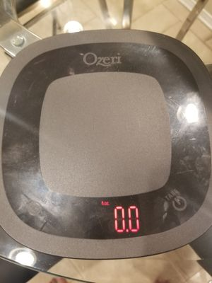 Water proof kitchen scale for Sale in Los Angeles, CA
