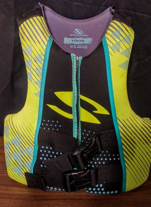 STEARNS Youth Flotation Vest for Sale in Greenville, SC