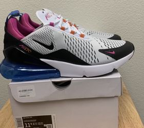 Nike Air Max 270 Running Shoes Size 11.5 For Men for Sale in West Covina,  CA