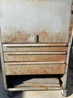 60's Vintage Tool Cabinet for Sale in Buena Park,  CA