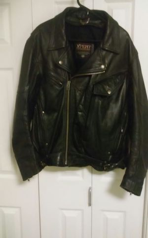 Expert Performances Gear Leather Jacket for Sale in Tacoma, WA