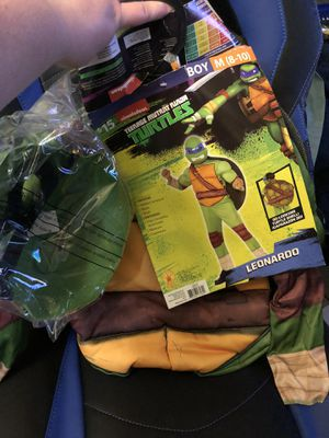 Leonardo TMNT costume for Sale in Tarentum, PA