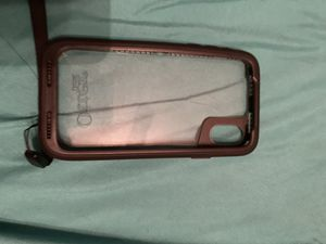 Brand Name Great Condition IPhone X and 1-Samsung Galaxy 9 phone case for Sale in Blue Springs, MO
