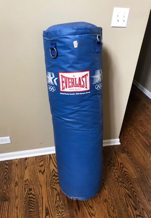 Everlast Heavy Bag, and speed bag platform for Sale in Wheaton, IL