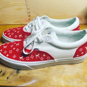 Louis Vuitton custom vans for Sale in French Camp, CA