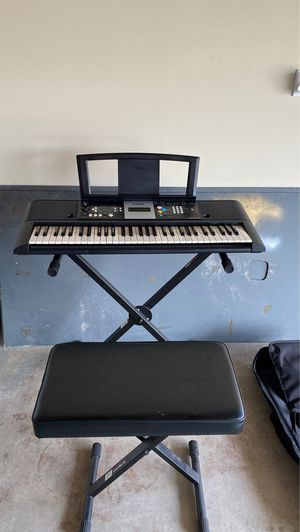 Yamaha keyboard for Sale in Carson, CA