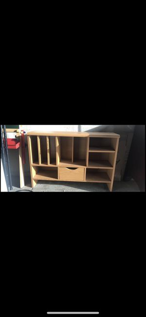 Shelves bookcase 37*26 for Sale in Hilliard, OH