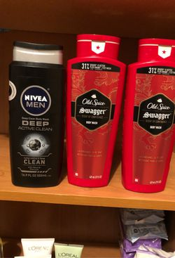 Old spice or never men body wash for Sale in Largo,  FL