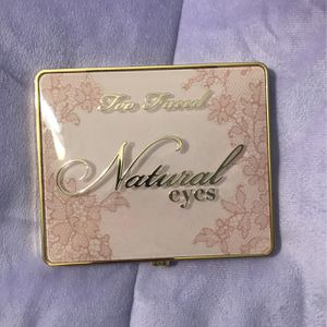 "Too Faced ""natural Eyes"" for Sale in Santa Maria, CA"