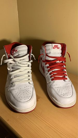 "Jordan 1 ""Metallic Red"" Size 12 for Sale in Nashville, TN"