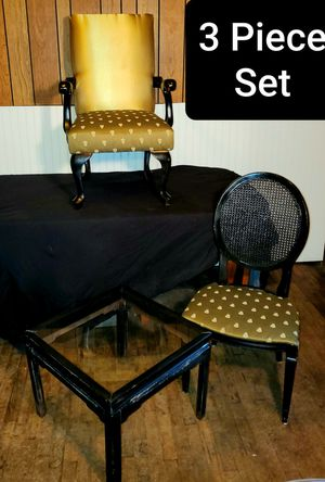 3 Piece Antique Shabby Chic Set for Sale in Cadillac, MI