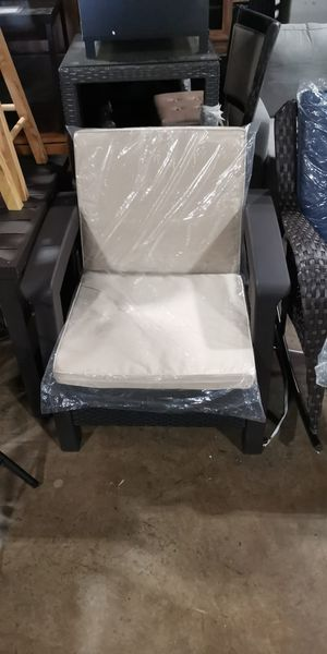 Outdoor chair assemble for Sale in Dallas, TX