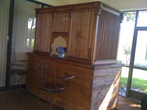 ANTIQUE MEXICAN BAR for Sale in Valrico, FL
