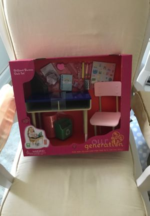 """18"""" doll desk and chair for Sale in Orinda, CA"""