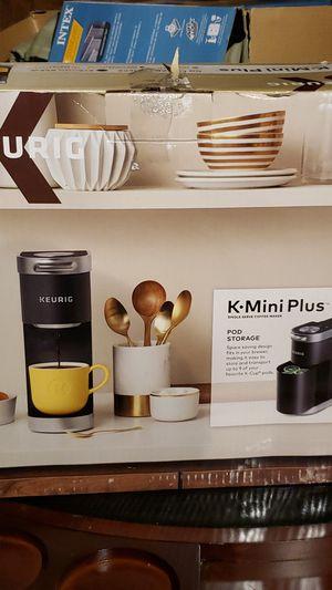 Keurig mini plus for Sale in Fredericksburg, VA