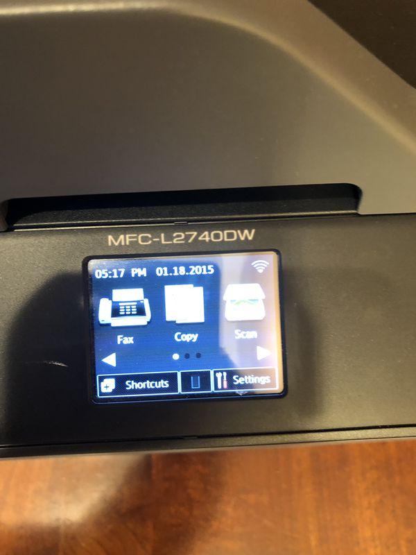 Brother MFC-L2740DW-All Purpose Printer