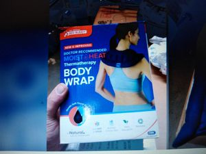 Mosit heat thermatherapy body wrap for Sale in MERRIONETT PK, IL