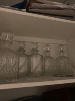 6 Carafes for Sale in Irvine,  CA