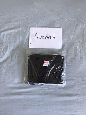 Supreme Bible Tee (Black) Size: Medium for Sale in Englewood, NJ