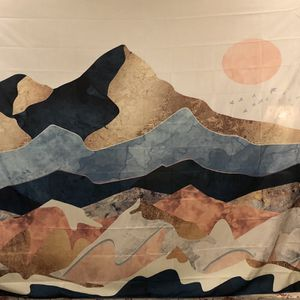 Go Change Mountain Backdrop 180 X 235 Cm -c87055 for Sale in Anaheim, CA