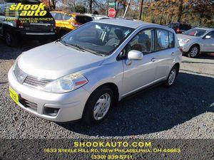 2007 Nissan Versa for Sale in New Philadelphia, OH