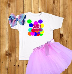 Candy land dress 3T for Sale in Rialto, CA