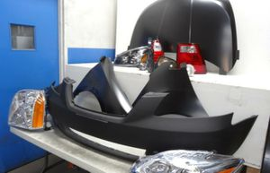 PAINTED AUTO BODY PARTS BUMPERS FENDERS HOODS FOR ANY MAKE AND MODEL for Sale in Lombard, IL