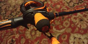 Fishing pole $160 for Sale in Sanger, CA