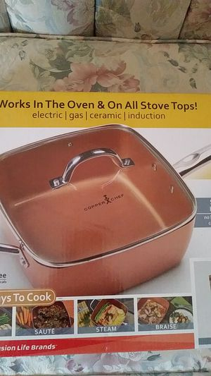 Deep Dish Copper pan for Sale in Los Angeles, CA