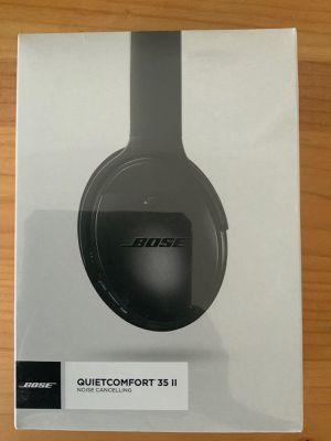 Bose QuietComfort 35 II Wireless Headphones Black for Sale in Hermosa Beach, CA