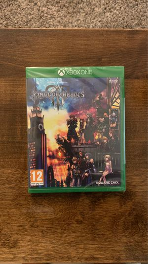 Kingdom Hearts 3 for Sale in Gaithersburg, MD