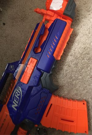 Nerf gun with headphones NEED GONE ASAP for Sale in Bay Point, CA